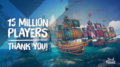 Sea of Thieves s'est vendu à plus d'un million d'exemplaires sur Steam
