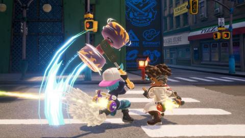 Ninjala : Le free-to-play accumule six millions de téléchargements
