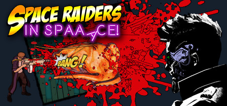 Space Raiders in Space sur PC