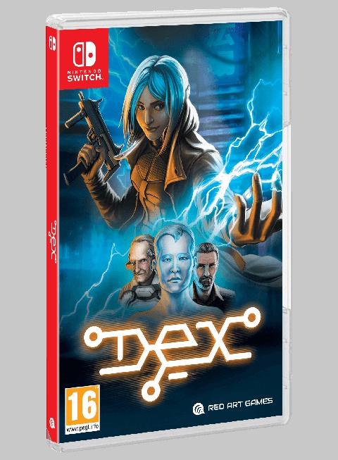 Dex : Une version physique annoncée sur Switch