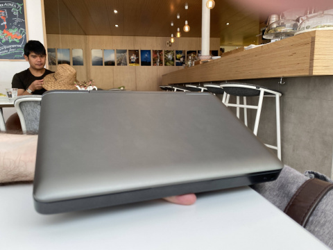 Prise en main du GPD Win Max : la console de jeu qui se prend pour un PC portable, et inversement.
