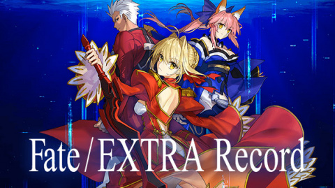 Fate/Extra Record sur PC