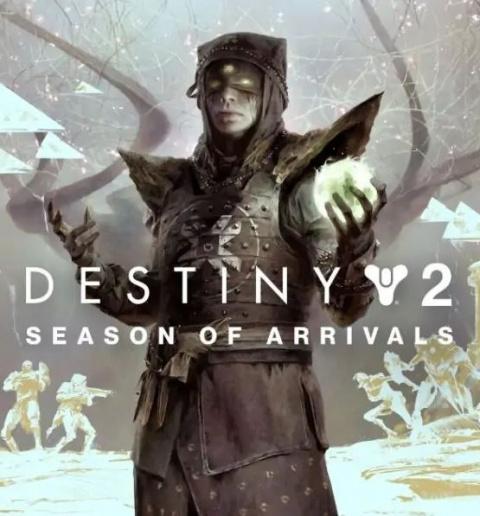 Destiny 2 : La Saison de l'Arrivée