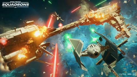 -38% sur Star Wars Squadrons sur PS4