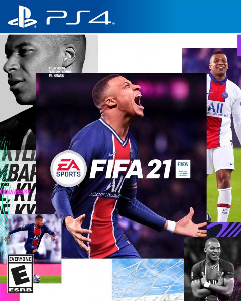 FIFA 21 sur PS4