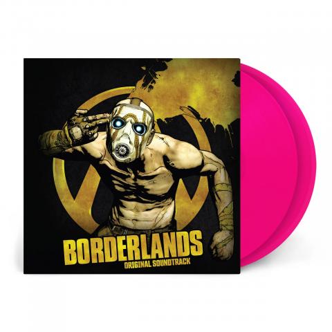 Borderlands : La bande originale en édition deluxe sur deux vinyles