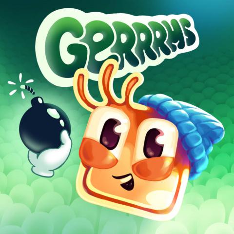GERRRMS sur Switch