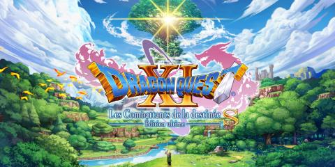 Dragon Quest XI S : Les Combattants de la Destinée - Édition Ultime sur Xbox Series