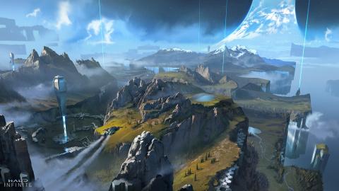 Halo Infinite : Les retours ont été salutaires selon Neill Harrisson