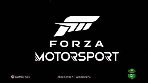 Forza Motorsport sur Xbox Series