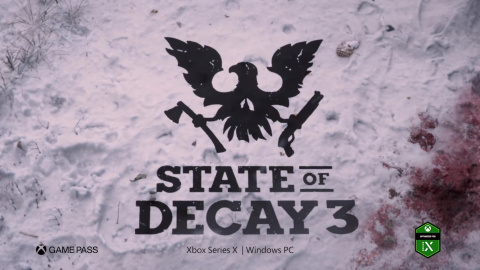 State of Decay 3 sur Xbox Series