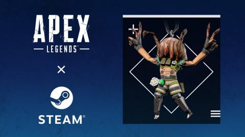 Apex Legends : La version Steam joue de ses charmes