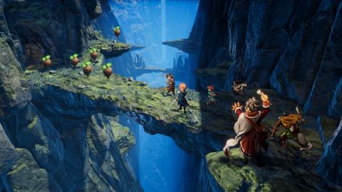 Eiyuden Chronicle : Déjà plus de 2,6 millions d'euros récoltés sur Kickstarter