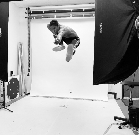 Marvel's Spider-Man : Miles Morales - Quelques images de la motion capture de Nino Naj