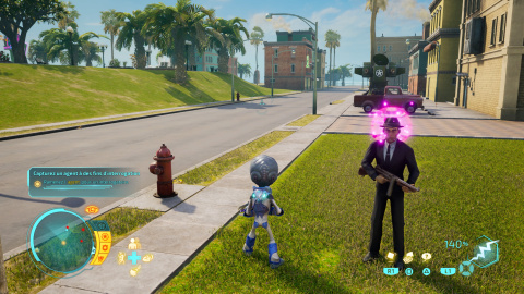 Destroy All Humans! : Le retour fracassant de Crypto ?