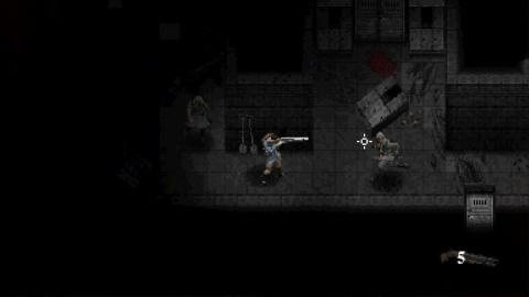 Conscript : Le survival-horror rétro boucle sa campagne Kickstarter avec succès