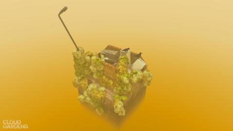 Noio Games (Kingdom : New Lands) annonce Cloud Gardens