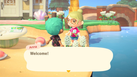 Animal Crossing New Horizons : La seconde mise à jour estivale datée