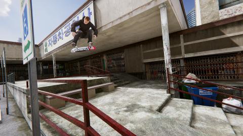 Skater XL : Une simulation au potentiel énorme gâchée par sa technique