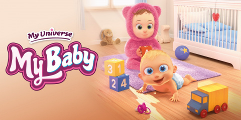 My Universe : My Baby sur PS4