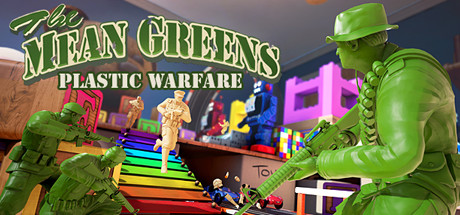 The Mean Greens : Plastic Warfare sur PS4