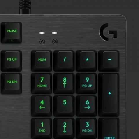 Promo Amazon: Clavier Gaming Logitech G513 en réduction de 25%