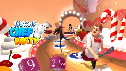 INSTANT Chef Party sur Switch