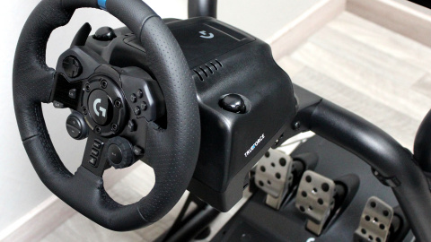 Test du volant Logitech G923 : Au point mort