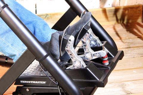 Test GT Omega Titan Cockpit : Dans la course des grands