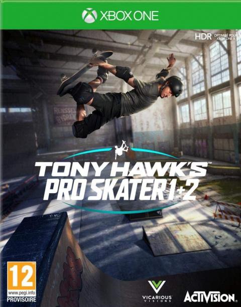 Tony Hawk's Pro Skater 1+2 sur ONE