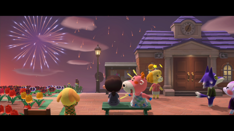 Animal Crossing New Horizons, MÀJ 1.4.0 : rêves et feux d'artifices, notre guide complet