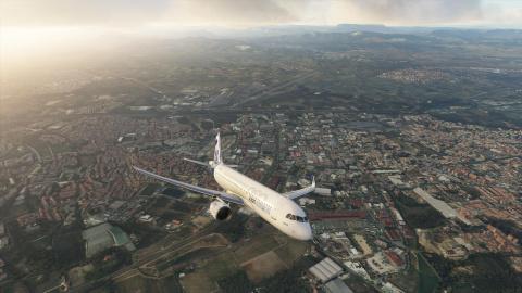 E3 2021 - Microsoft Flight Simulator : framerate, périphériques... la version Xbox Series se précise