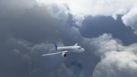 Flight Simulator : Décodage d'un rapport météo METAR
