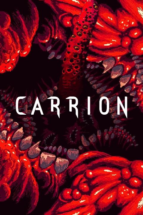 Carrion sur PS4