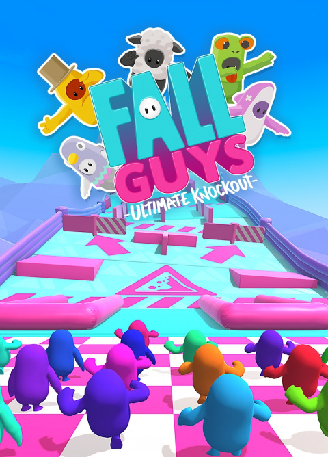 Fall Guys : Ultimate Knockout sur PS4