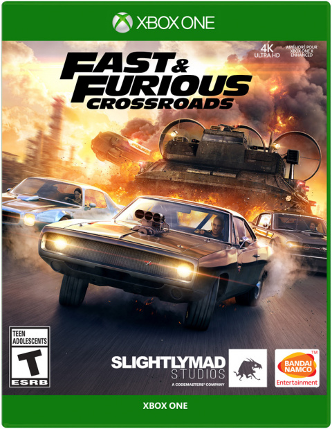 Fast & Furious : Crossroads sur ONE