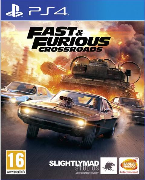 Fast & Furious : Crossroads sur PS4