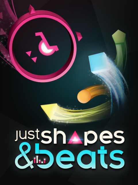 Just Shapes & Beats : Hardcore Edition sur PS4