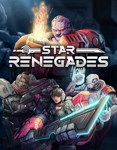 Star Renegades sur Switch