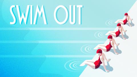 Swim Out sur Linux