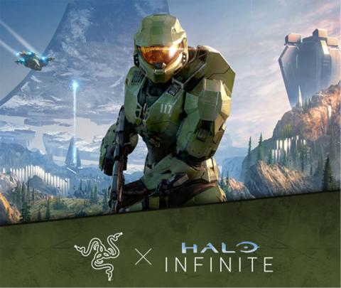 Razer annonce une gamme Halo Infinite