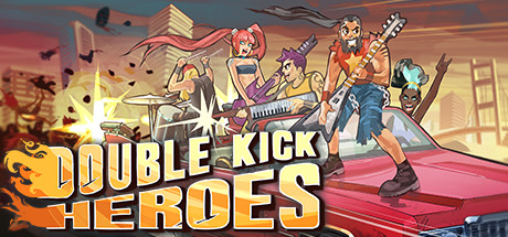 Double Kick Heroes sur ONE