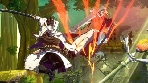 Guilty Gear Strive s'annonce sur PC et PS5 et dévoile deux nouveaux personnages