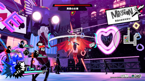 Persona 5 Strikers : une suite de rêve pour les fans de P5