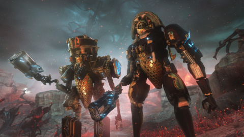 Warframe a battu son record d'utilisateurs simultanés sur Steam durant la TennoCon 2020