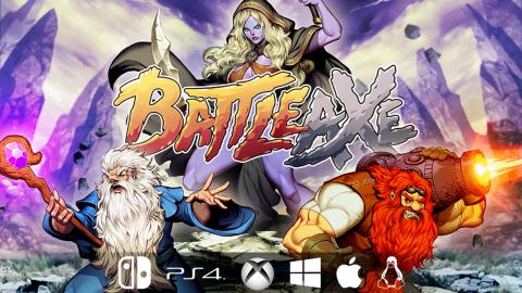 Battle Axe sur PC