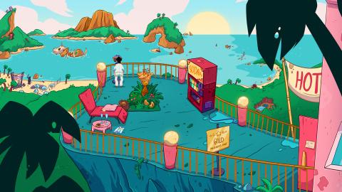 Leisure Suit Larry : Wet Dreams Dry Twice - Le retour du héros