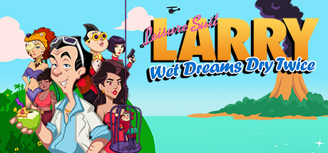Leisure Suit Larry : Wet Dreams Dry Twice sur Mac