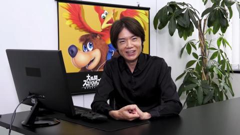 Masahiro Sakurai (Kirby, Smash Bros...) fête ses 50 ans