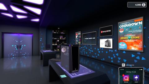 PC Building Simulator présente son extension Esports en vidéo